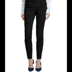 Straight Pants Stretch Slim Skinny Trousers Casual